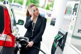 Переменчивые цены на топливо