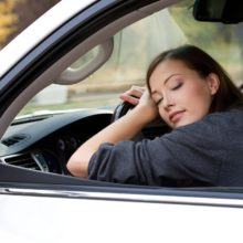 Как не уснуть за рулем автомобиля на трассе?